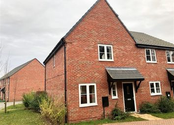 Thumbnail 3 bedroom semi-detached house for sale in Greenfields Drive, Oundle, Peterborough