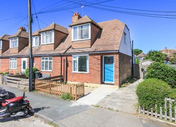 Thumbnail 3 bed terraced house for sale in Cornwallis Circle, Whitstable