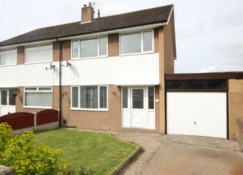 Thumbnail 3 bed semi-detached house for sale in 18 Keld Road, Carlisle, Cumbria