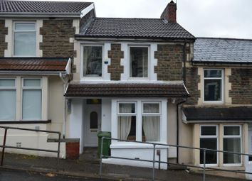Thumbnail 4 bed terraced house to rent in St. Michaels Avenue, Treforest, Pontypridd