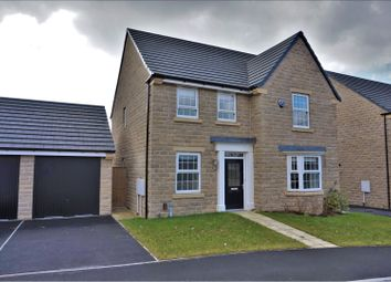 Thumbnail 4 bed detached house for sale in Bluebell Drive, Wyke