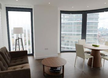 Thumbnail 2 bed flat to rent in Chronicle Tower, 261 City Road