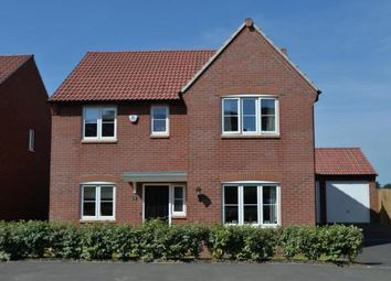 Thumbnail 4 bed detached house for sale in Whittlefields, Off Coventry Road, Lutterworth