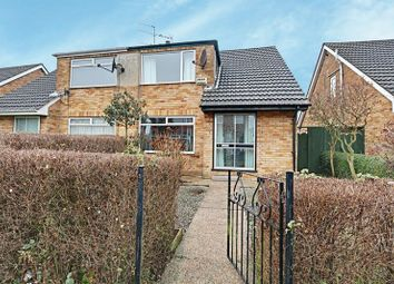 Thumbnail 3 bed semi-detached house for sale in Coverdale, Sutton-On-Hull, Hull