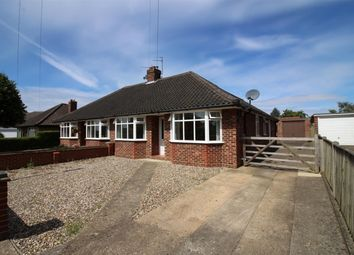 Thumbnail 3 bed bungalow for sale in Gowing Road, Hellesdon, Norwich