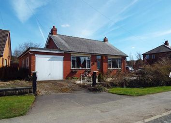 Thumbnail 3 bed bungalow for sale in Croston Road, Faringotn Moss, Leyland, Lancashire