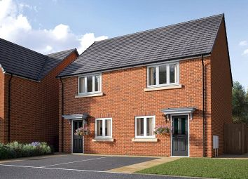 Thumbnail 2 bed semi-detached house for sale in Poppy Drive, Mowbray View, Sowerby