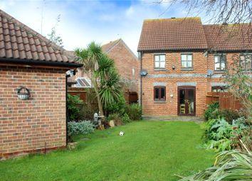 Thumbnail 3 bed end terrace house for sale in Beaumont Park, Littlehampton, West Sussex