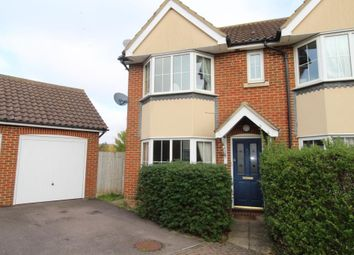 Thumbnail 2 bed semi-detached house to rent in Douglas Way, Great Cambourne, Cambridge