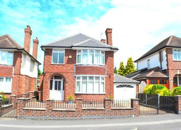 Thumbnail 3 bedroom detached house for sale in Quarn Drive, Allestree, Derby