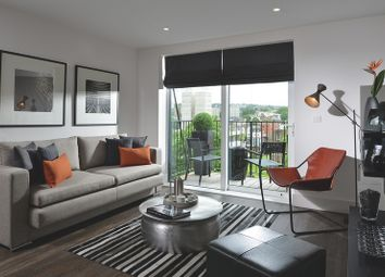 Thumbnail 1 bed flat for sale in Kinetic, Royal Arsenal Riverside, Woolwich, London
