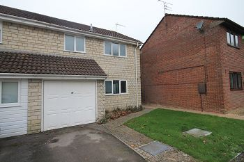 Thumbnail 3 bed semi-detached house to rent in Mere, Wiltshire