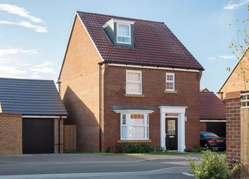 """Thumbnail 4 bedroom detached house for sale in """"Bayswater"""" at Trowbridge Road, Westbury"""