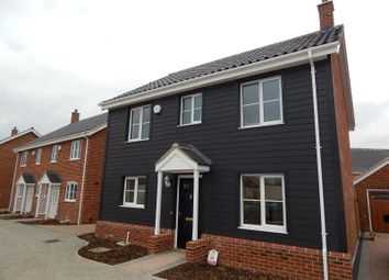 Thumbnail 4 bed detached house to rent in Mentmore Way, Poringland, Norwich