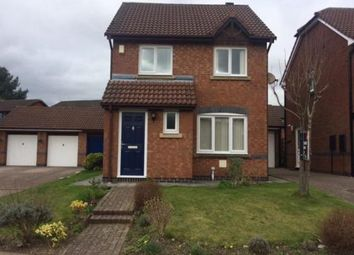 Thumbnail 3 bed detached house for sale in Swaledale Close, Great Sankey, Warrington, Cheshire