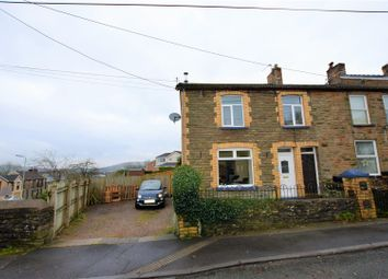 Thumbnail 3 bed end terrace house for sale in Brynhill, Church Village, Pontypridd