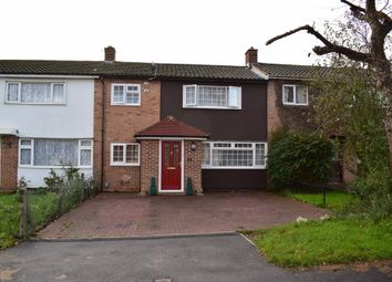 Thumbnail 3 bed terraced house for sale in Nashe Close, Fareham
