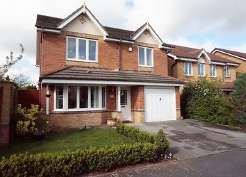 Thumbnail 4 bedroom detached house for sale in Greenwich Avenue, Widnes