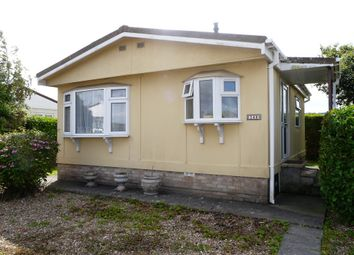 Thumbnail 1 bedroom mobile/park home for sale in Oaktree Park, Locking, Weston-Super-Mare