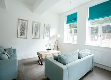 Thumbnail 2 bedroom flat for sale in Charlestown Road, Glossop