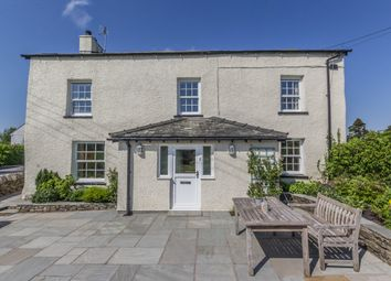 Thumbnail 3 bed detached house for sale in The Old Vicarage, Grayrigg