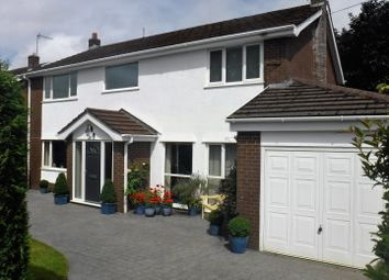 Thumbnail 4 bed detached house for sale in 33 Station Road, Llanmorlais, Swansea