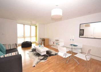 Thumbnail 1 bed flat to rent in Hunsaker House, Chatham Place, Town Centre