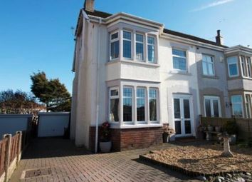 Thumbnail 5 bedroom semi-detached house for sale in Norbreck Road, Thornton-Cleveleys, Lancashire, .