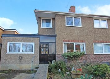 Thumbnail 4 bed semi-detached house for sale in Bassetts Way, Farnborough, Kent