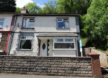 Thumbnail 3 bed semi-detached house for sale in North Road, Newbridge, Newport
