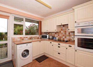 Thumbnail 3 bedroom semi-detached bungalow for sale in Hall Crescent, Sholden, Deal, Kent