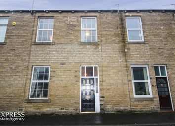 Thumbnail 3 bed terraced house for sale in Aire Street, Cross Hills, Keighley, North Yorkshire