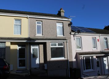 Thumbnail 2 bed terraced house for sale in Eliot Street, Weston Mill, Plymouth