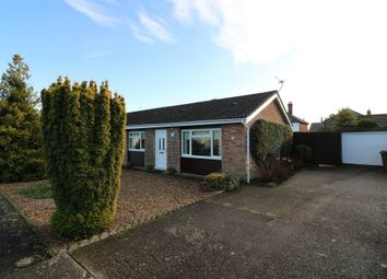 Thumbnail 2 bed semi-detached bungalow for sale in Jennings Way, Diss