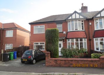 Thumbnail 4 bed semi-detached house to rent in Middlegate, Manchester