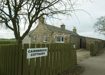 Thumbnail 3 bedroom cottage to rent in Cairnbrogie Cottages, Oldmeldrum, Aberdeenshire