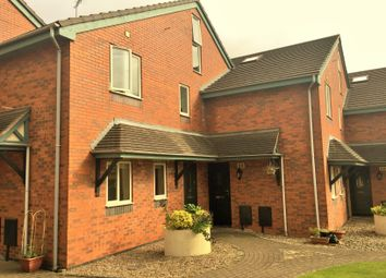 Thumbnail 1 bed flat to rent in 33 Portland Mews, Porthill, Newcastle Under Lyme