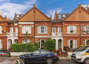 4 bed terraced house for sale in Bovingdon Road, Fulham, London SW6