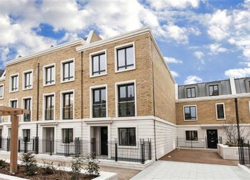 Thumbnail 4 bed terraced house to rent in Rainsborough Square, London
