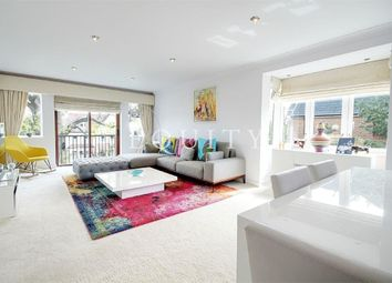Thumbnail 2 bed flat for sale in Mulberry Lodge, The Ridgeway, Enfield