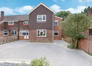 Thumbnail 4 bed semi-detached house to rent in Jubilee Avenue, Ascot