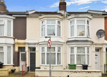 Thumbnail 3 bed terraced house for sale in Prince Albert Road, Southsea, Hampshire