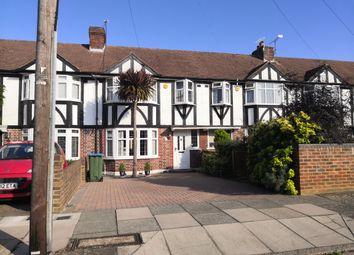 Milner Drive, Whitton, Twickenham TW2. 3 bed terraced house