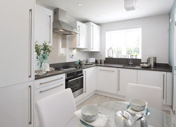 "Thumbnail 3 bed semi-detached house for sale in ""Folkestone"" at Sutton Way, Whitby, Ellesmere Port"