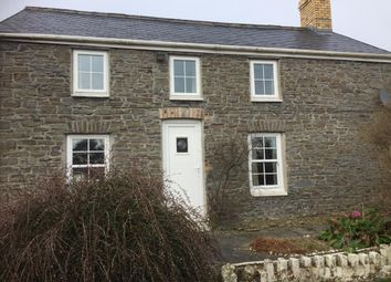 Thumbnail 3 bedroom detached house to rent in Pant-Y-Crug, Capel Seion