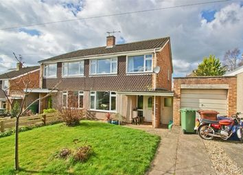 Thumbnail 3 bed semi-detached house for sale in Hawkers Lane, Wells