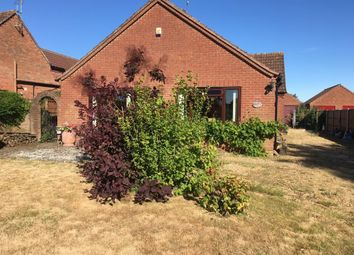 Thumbnail 3 bed detached bungalow for sale in Drunken Drove, Great Massingham, King's Lynn