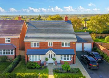 Thumbnail 5 bed detached house for sale in Ross Crescent, Inkberrow, Worcester