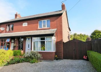 Thumbnail 3 bedroom semi-detached house for sale in Chapel Road, Hesketh Bank, Preston