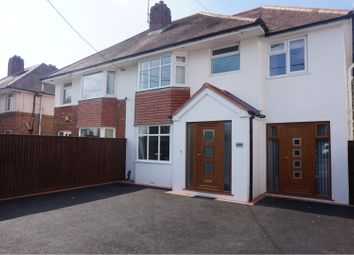 Thumbnail 5 bed semi-detached house for sale in Wareham Road, Wimborne